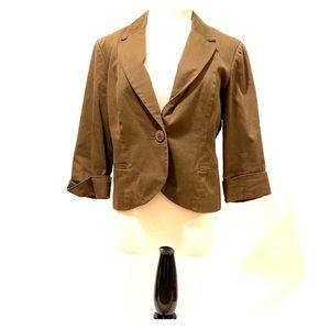 Anthropologie Tabitha brown blazer size 8